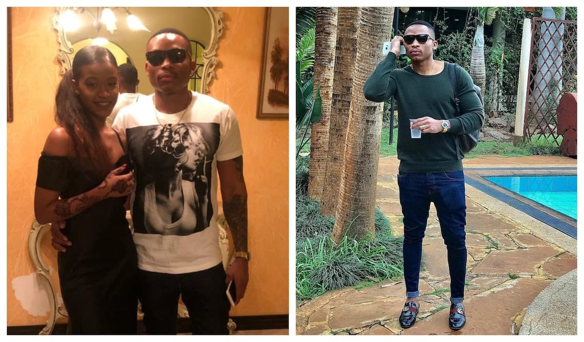 Singer Otile Brown confirms he is dating again after night out with mystery girl
