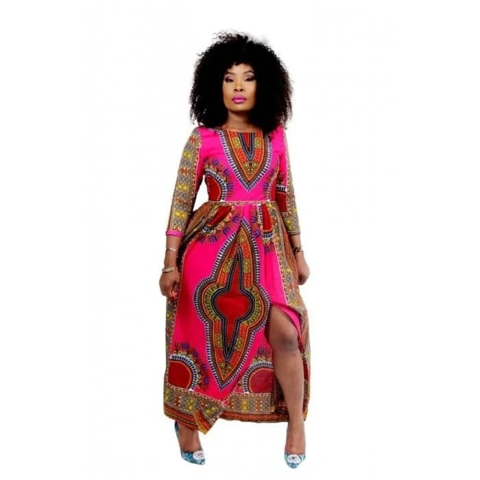 49f1b28eb71 Trending dashiki dress designs 2018 ▷ Tuko.co.ke