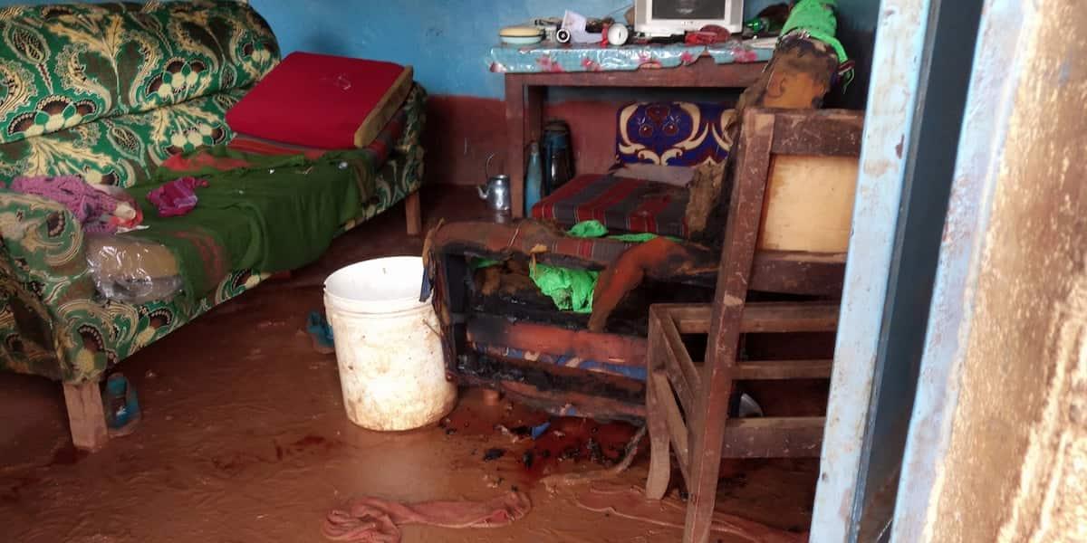 20-year-old Murang'a man goes berserk, hacks 2 grandfathers to death