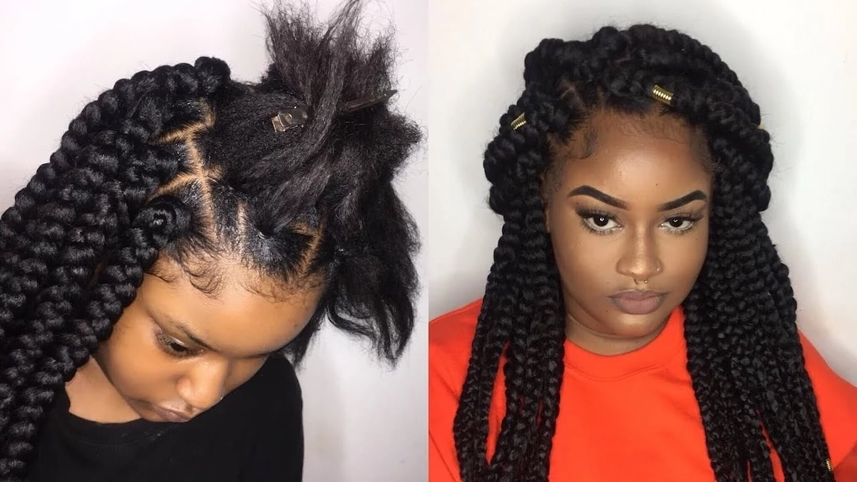 Best Box Braids Hairstyles 2020