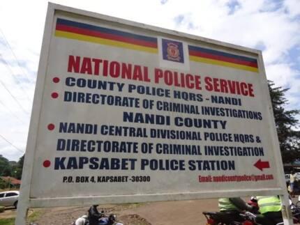 Tanzia: Polisi wachunguza kifo cha afisa wa Kaunti ya Nandi hotelini
