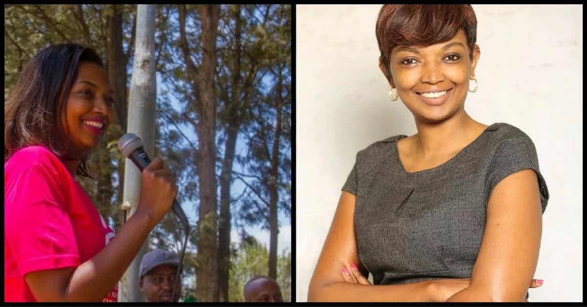 Meet the beautiful Nairobi Women Rep aspirant everyone is talking about (photos)