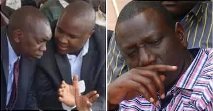 Wenyeji wa Eldoret wazua joto mitaani wakimpiga Ruto mawe kufuatia kubatilishwa kwa ushindi wa Alfred Keter