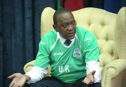 Disappointment as video emerges of Uhuru Kenyatta praising a govt body that is in the spotlight over corruption