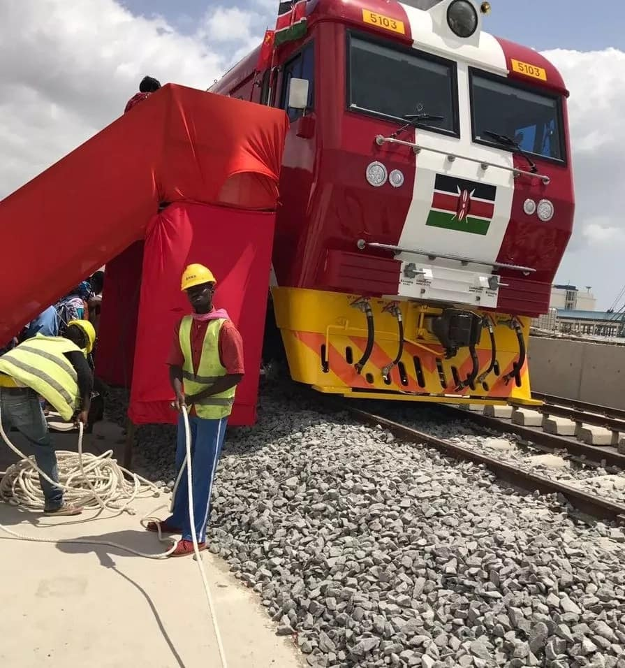 This is how much Madaraka Express trains made in the month of June