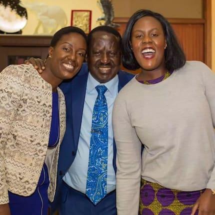 Dereva wangu alipigwa na kitoa machozi na kukimbiza hospitalini-bintiye Raila adai