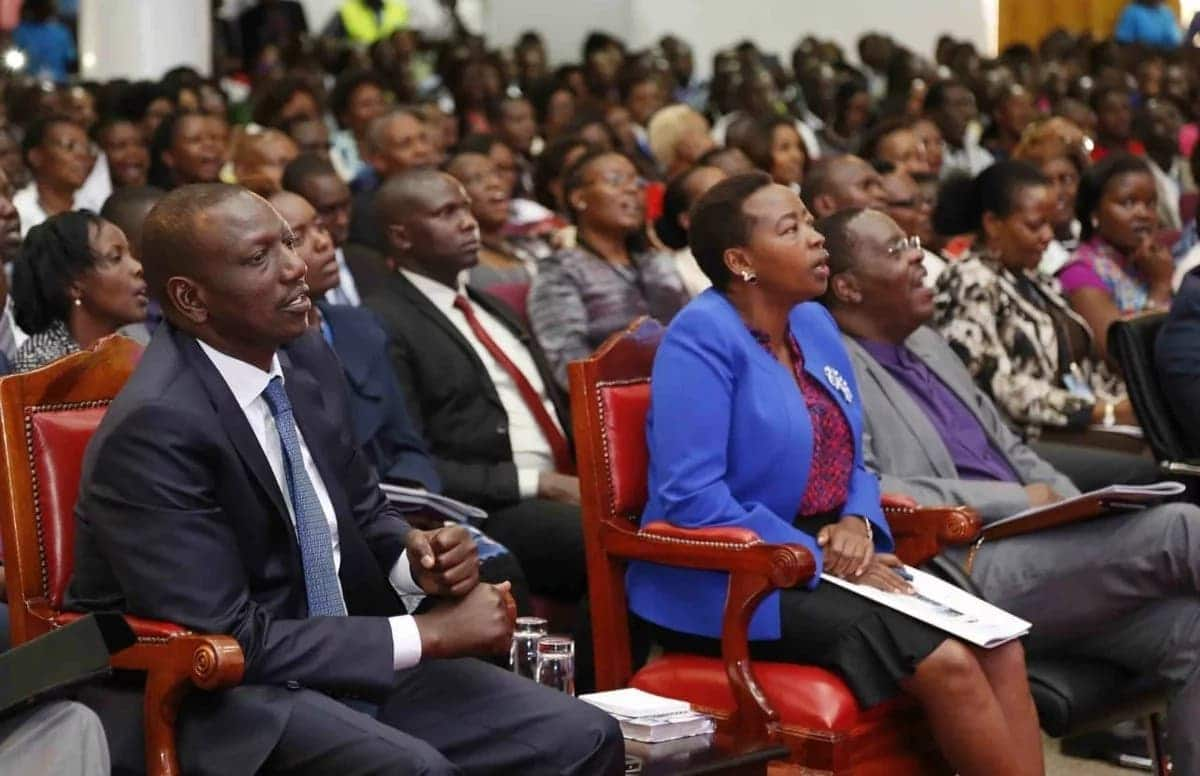 Jubilee administration is working for God rather than men - William Ruto