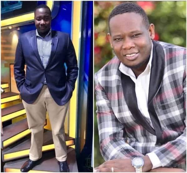 12 photos that prove Citizen TV's Willis Raburu and musician Rufftone are unrelated twins