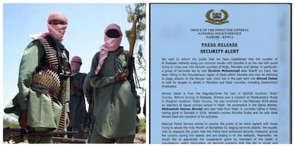 Police warn of impending terror attack in Kenya during Ramadan period