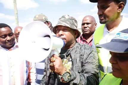 Sonko reshuffles his cabinet once again, sacks top officials over corruption allegations