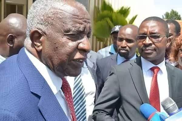 Murang'a Governor Mwangi Wa Iria sued for ignoring court orders