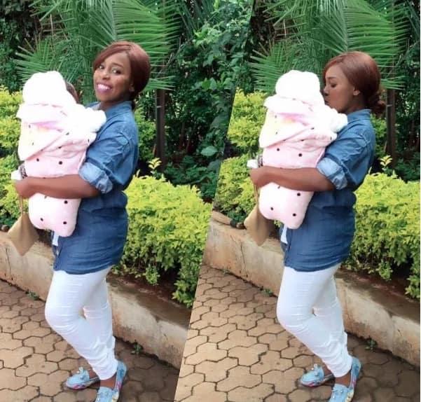 Mike Sonko's daughter, Saumu Mbuvi, flaunts shiny Swarovski diamond ring, could she be engaged?