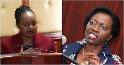 Iron lady Martha Karua challenges Waiguru's election victory for the third time