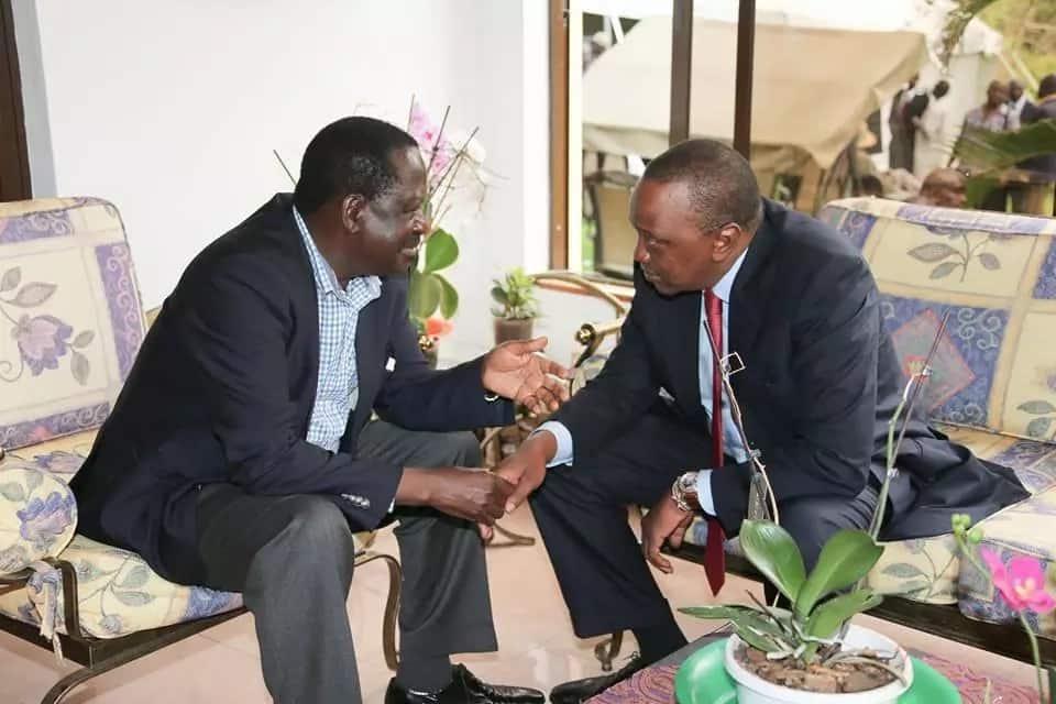 Mombasa Council of elders ask Raila Odinga to concede defeat to Uhuru