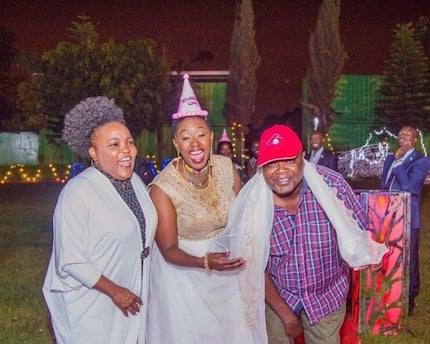 All photos from MP Sabina Chege's glamorous 40th birthday party
