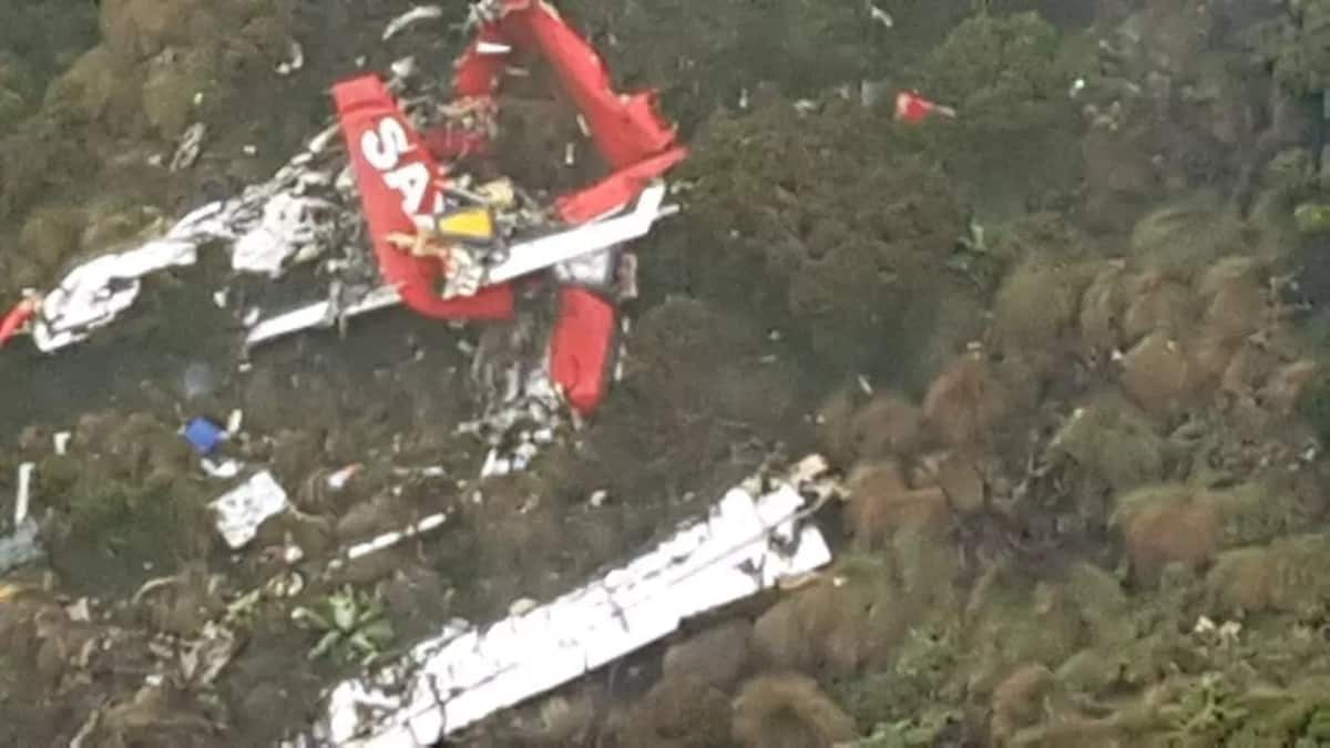 Confirmed! All 10 on board aircraft which crashed in the Abadares dead