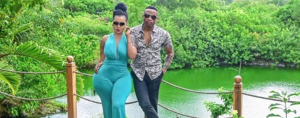 Another stunt? Hamissa Mobetto releases song featuring rumored American lover