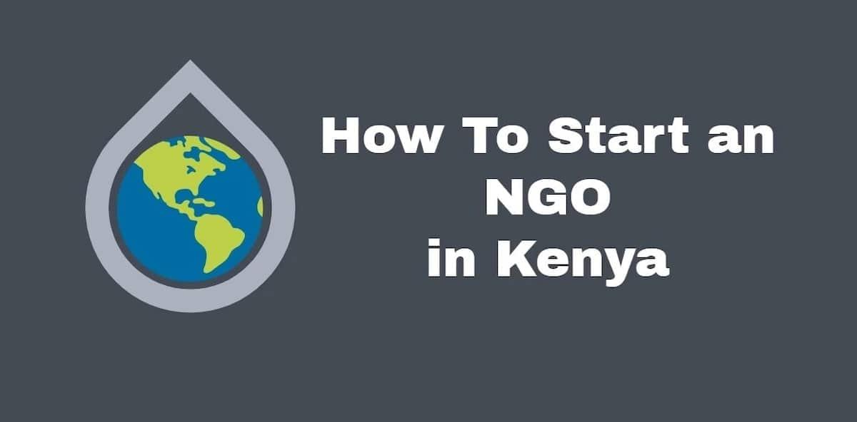 How to start an NGO in Kenya, starting an ngo in kenya, how to register an ngo in kenya