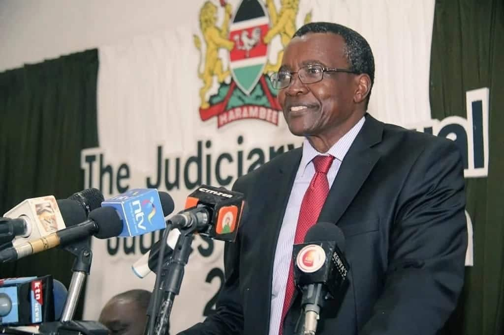 Livid citizen writes to CJ Maraga, threatens to take action against him for violating Constitution
