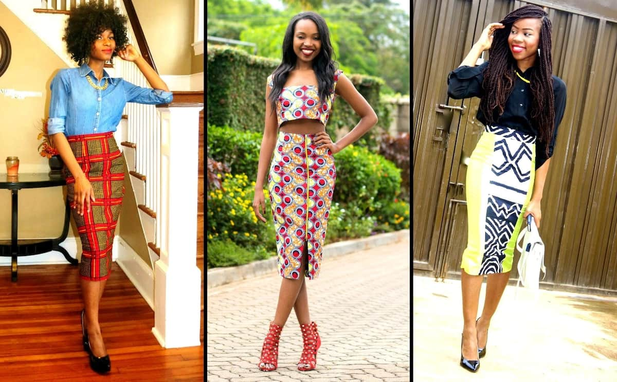 how to wear african print skirts, african print skirts kenya, african print skirts