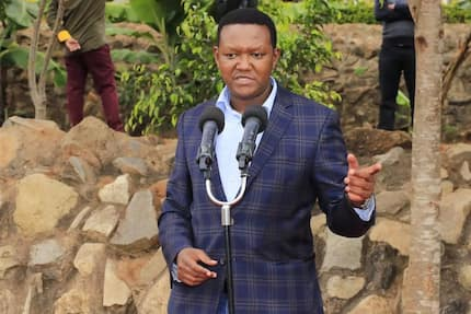 Alfred Mutua moves to Supreme Court to challenge nullification of his victory