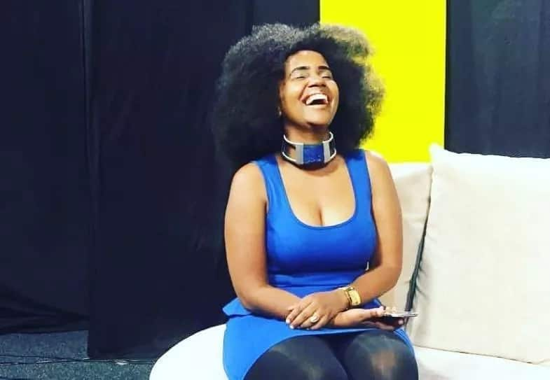Sexy DJ Pierra Makena hits the gym after sustained attacks on her extra-weight