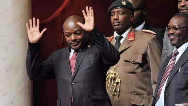 Burundi President Nkurunziza jails officials after getting roughed up at football game