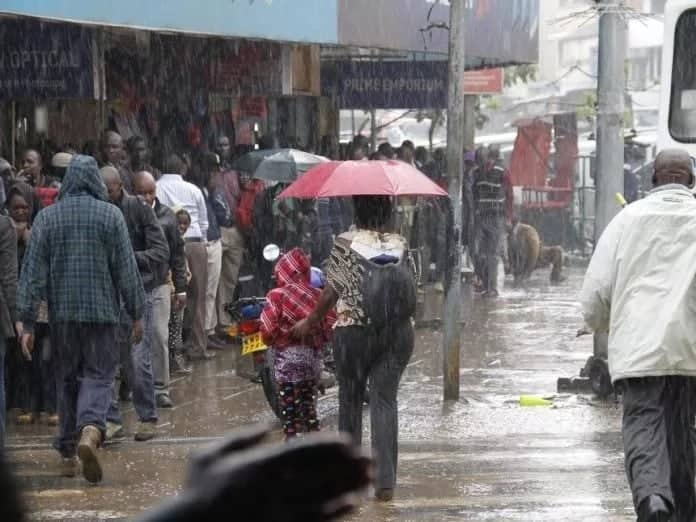 Weatherman asks Kenyans to brace for more rain in coming days