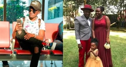 Bahati's baby mama confirms she has moved on and has a new lover, to get married