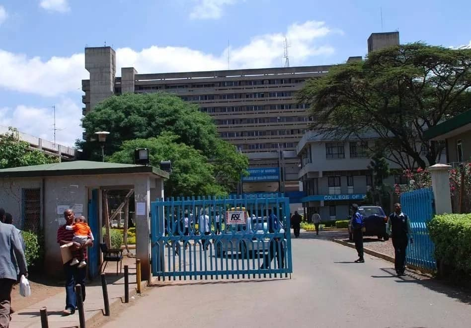 Kenyatta National Hospital (KNH). Photo: KNH
