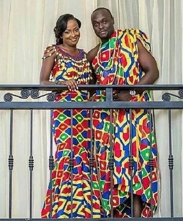 Trending African wear for couples