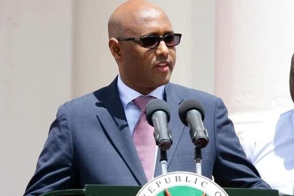 Treasury CS Henry Rotich admitted at Nairobi Hospital with Cholera