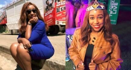 TV girl Betty Kyallo hints at joining politics