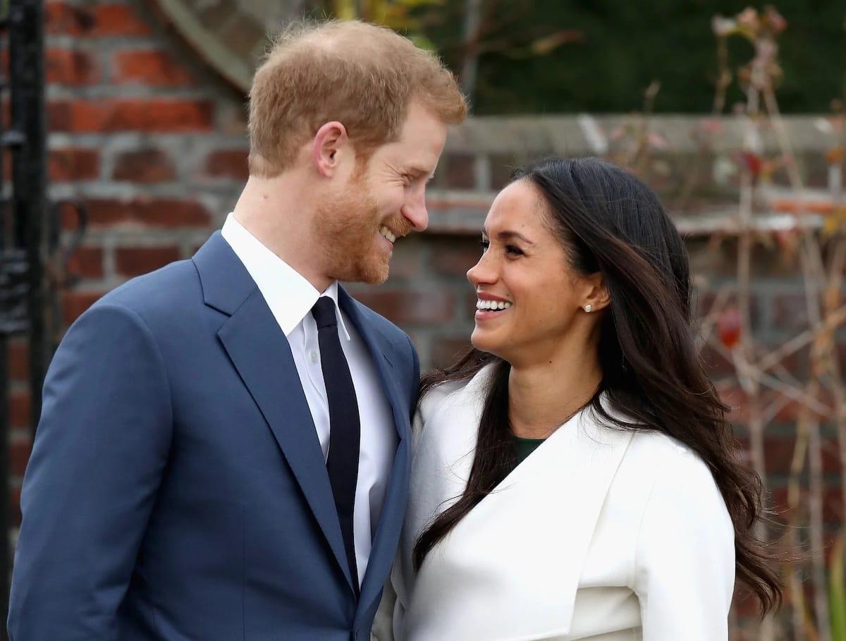 meghan markle princess royal family