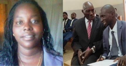 Mkewe wa nne wa mfanyabiashara maarufu wa Eldoret, Jackson Kibor aishtaki Standard Group