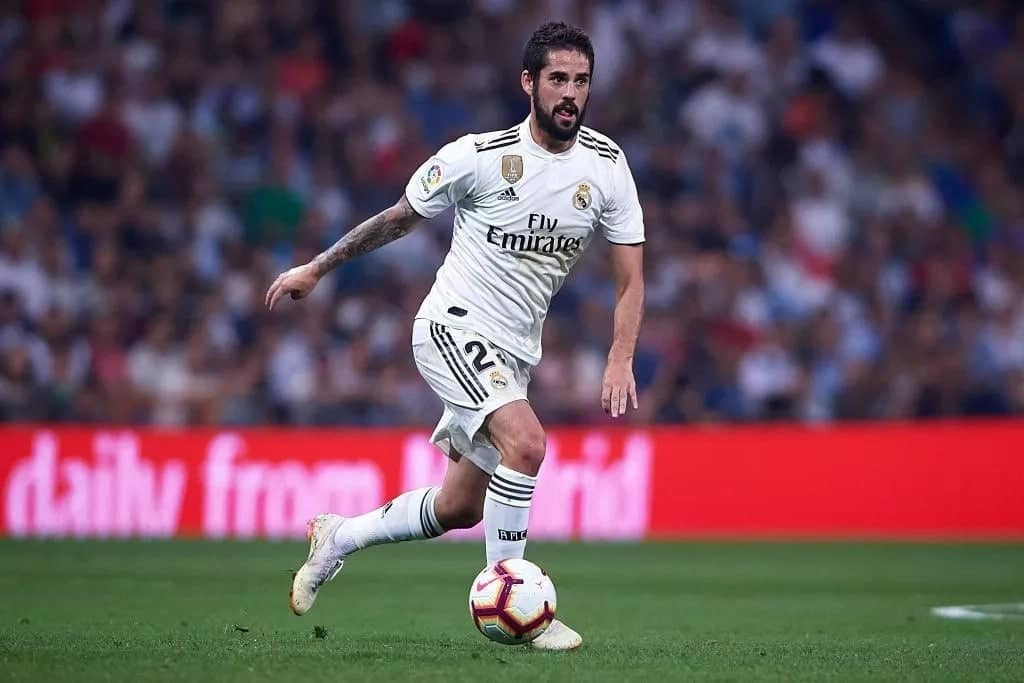 Isco urges Real Madrid fans to forget about Ronaldo who left for Juventus