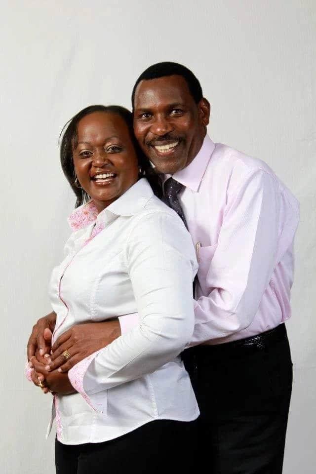 Mjue mke mrembo wa Ezekiel Mutua