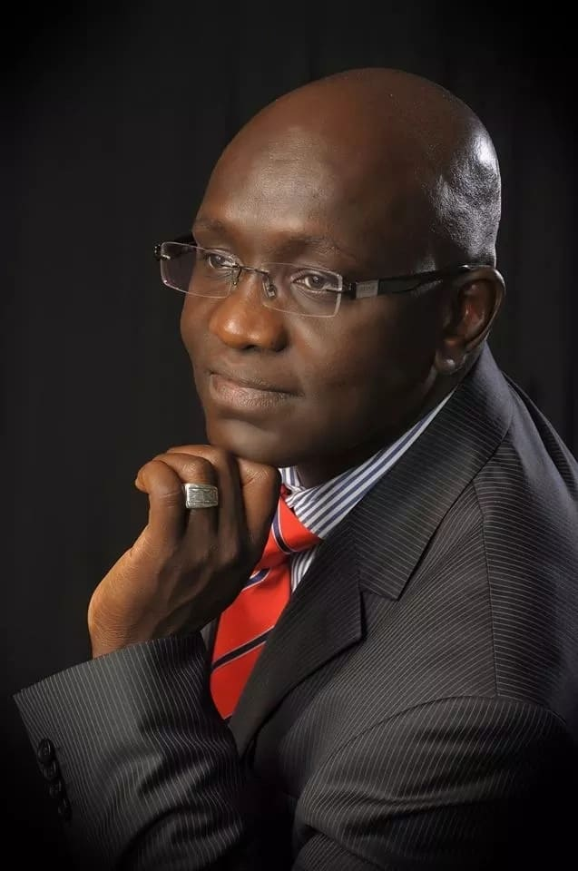 Ekuru Aukot walks out of a very crucial IEBC meeting