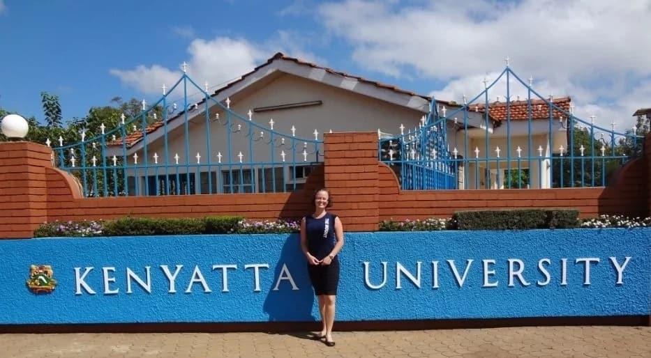 Kenyatta university courses and cluster points