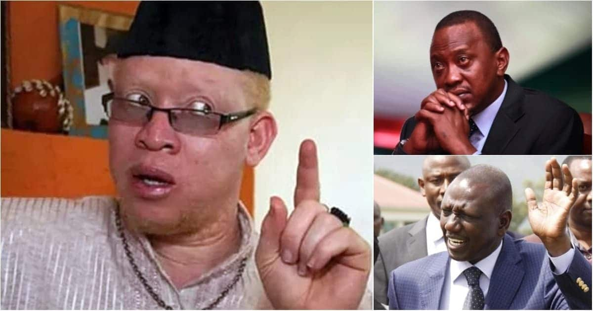 There is trouble in Jubilee with choice between Uhuru and Ruto - MP Isaac Mwaura
