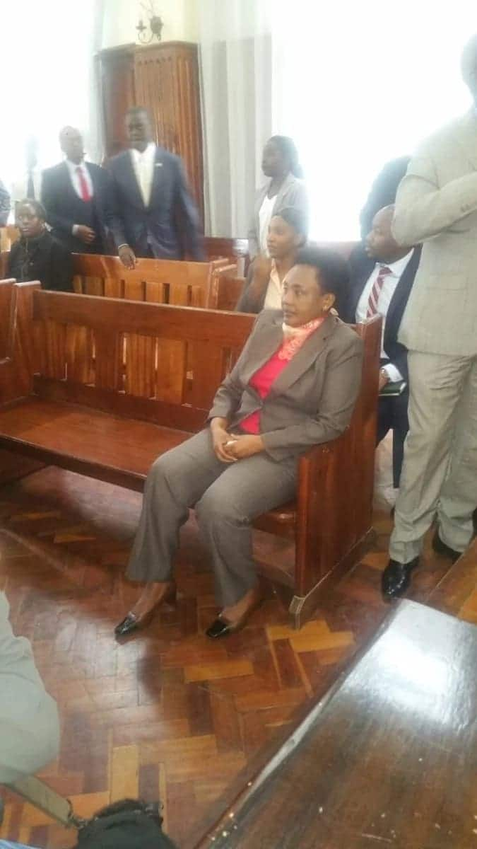 Deputy chief justice Philomena Mwilu moves to High Court to block her prosecution