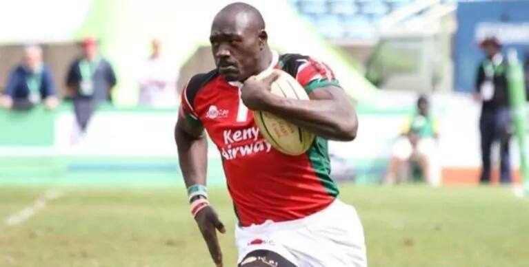 Kenya Sevens rugby player escapes unhurt in a grisly road accident