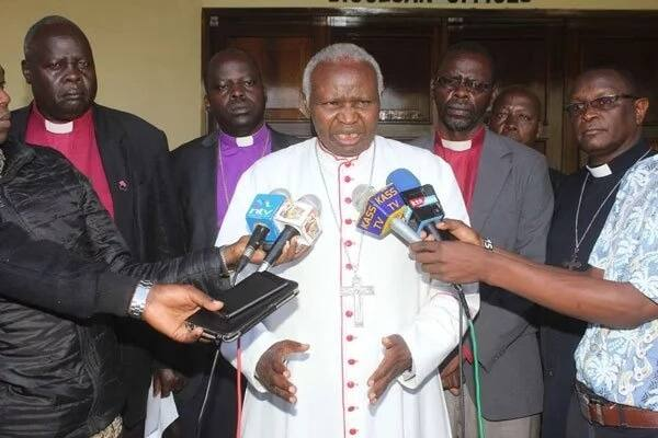 Catholic Bishop Cornelius Korir passes on in Eldoret