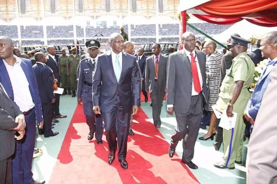 Will this cabinet secretary be DP Ruto's running mate in ...