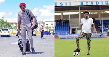 Eric Omondi awafurahisha wafuasi wake baada ya kutoa wimbo wa mashujaa wa uigizaji