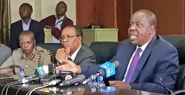 Matiang'i vows to suspend rogue insurance companies over failure to compensate accident victims