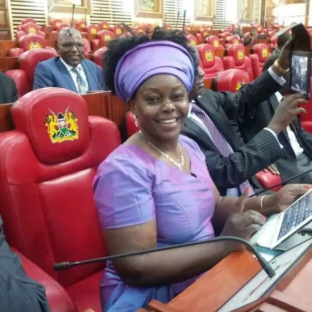 Why Millie Odhiambo kept off Parliament after insulting Uhuru