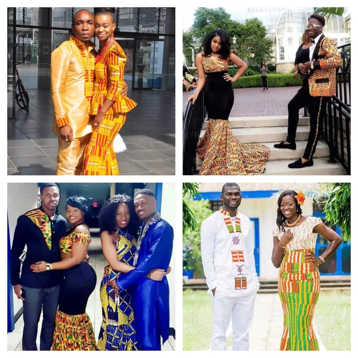 e803e9caf5b4 Trending African wear for couples ▷ Tuko.co.ke