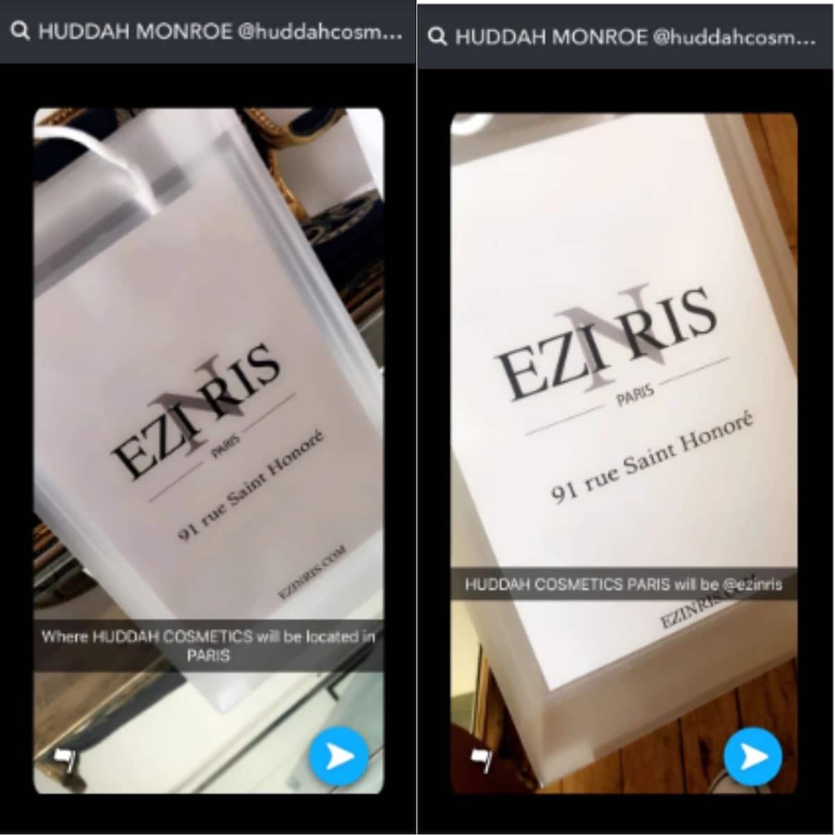 Money moves! Socialite Huddah Monroe to open new makeup stores in Paris
