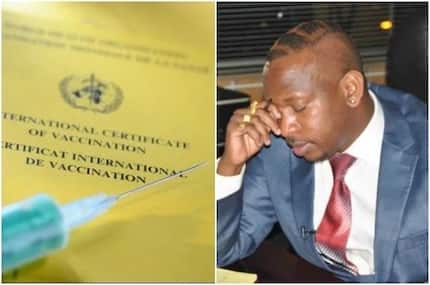 Rogue officials injecting Kenyans water instead of Yellow fever vaccine in Nairobi county exposed